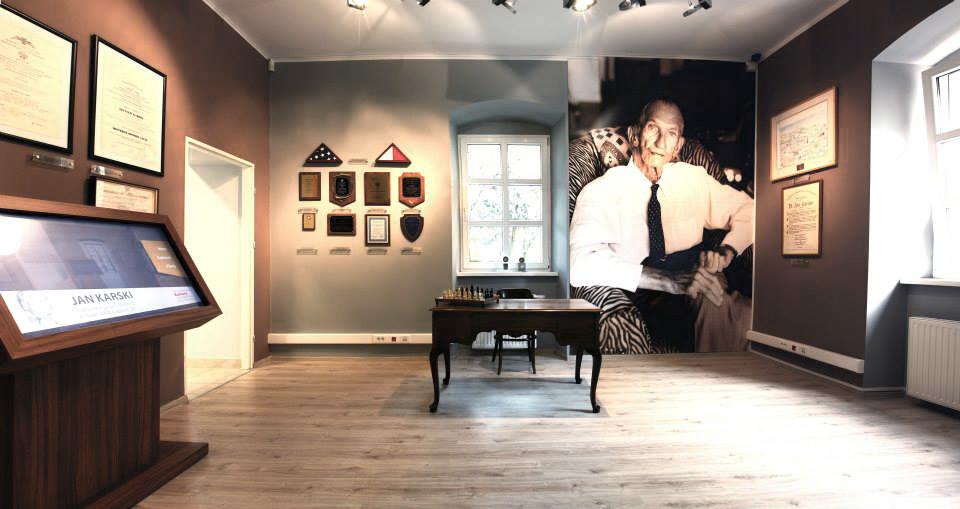 Izba pamięci Jana Karskiego